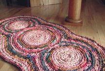 crafts - Rug making