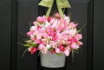 Wreath Ideas / by Brittney Sharp