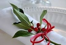 holiday decor / by Anne Atwood Mead