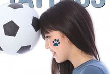 Kickin' It #soccer / If soccer is your game, these ideas are for you!