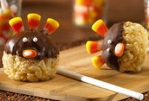 Gobble Gobble: Let's Give Thanks #thanksgiving / Celebrate a day of thanks with these wonderful ideas! Make your Thanksgiving one to remember!