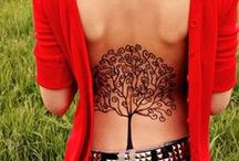 Baby Got Back...Tattoos #lowerback / These tattoos are awesome for the beach or a pool party! Any time you want to get a little crazy, lower back #temporarytattoos will do the trick!