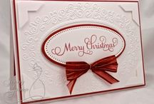 Christmas Card Making II / by Jennifer White