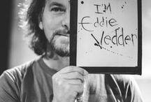 Eddie Vedder ❤ / by Lisa Milério