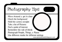 Photography Tips & Equipment / by Jennifer White