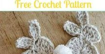 Knitting ~ Crochet / Knitting and crocheting patterns and ideas