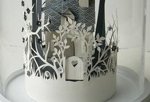 Paper art / Anything made of paper that I can duplicate or wish I could