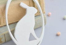 Hippity Hop / I love rabbits! That's about all I can say about this one...plain & simple!