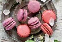Charming eats // French macarons