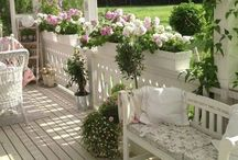 ~Outdoor Spaces~ / by Linda L