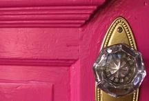 The doors to my ha...