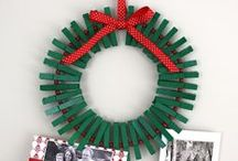 Holiday decorations / by Gen Imm