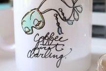 coffee, tea & sweets