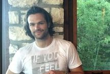 Jared / Jared's supernatural hotness