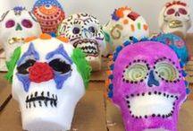 Dia de los Muertos / The Day of the Dead is a popular tradition at CSU Monterey Bay. / by CSUMB