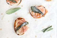 Charming eats // Appetizers