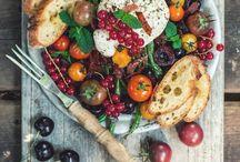 Charming eats // Winter salads