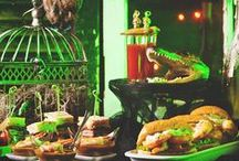 Halloween: Recipes, DIY & Entertaining / A collection of inspired Halloween recipes, entertaining ideas & diy decor - from MyGourmetConnection & around the web / by MyGourmetConnection