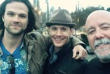"""random """"supernatural"""" things / Supernatural stuff that doesn't necessarily showcase Jared. But probably still does."""