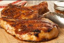 Pork Recipes / Recipes for main courses featuring pork - from MyGourmetConnection and a few of our favorite food websites. / by MyGourmetConnection