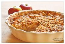 Cake & Pie Recipes / Recipes for cakes, cupcakes, pies and tarts - from MyGourmetConnection and our favorite food bloggers, magazines and brands. / by MyGourmetConnection
