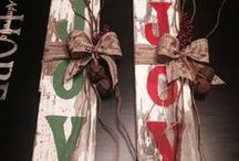 ~Christmas & Winter Crafts~ / by Linda L