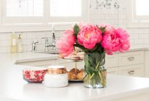 Charming kitchens