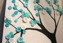 Craftystuff-Buttons / Button, button, who has the button? / by Eileen Myers