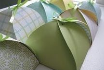 Craftystuff-Paper / Folding paper to make really cool stuff / by Eileen Myers