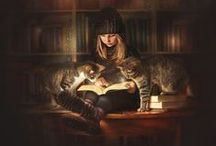 Lesen macht sexy / Um gut auszusehen braucht Mann bzw. Frau nur ein gutes Buch.