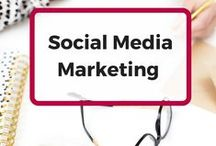 Social Media Marketing Strategies / Pinning anything related to social media marketing. Social Media Marketing | Facebook | Pinterest | Instagram |Blogging | Periscope | and More!