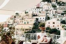Jetsetter / The places I can't wait to see, and can't wait to get back to! / by Andrea Lampert