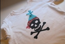 Party::Pirate / Ahoy Matey / by Alexandra Traylor