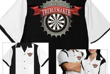 My Style is Darts / My Dart Shirts and My Dart Shirts Custom Shop. Designed and supplied by a dart player who has been in the imprinted sportswear industry since 1996, just for dart players.