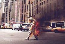 Iconic NYC Style