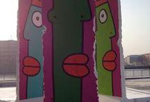 Iconic Berlin Street Art