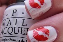 Nail Art and Such / Nail Art Nail Color Nail Care / by Kymm Norris