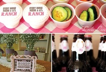 Events / Event ideas...event decor / by Kymm Norris