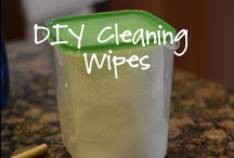 DIY Cleaning / by Mikaylah Roggasch