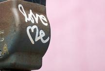 I heart you / by Moe Germain