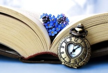 """All Things Books / """"Books are the quietest, most constant of friends. The same today and forever."""""""