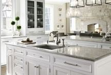 Kitchens / by Chantelle King