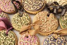 Cookies, Brownies, Bars - Oh my! / by Sandra Roznovsky