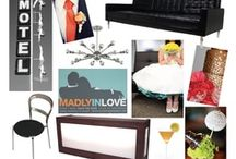 'Mad Men' Musings / Everything that pertains to Mad Men-inspired interiors, designs and style. / by FormDecor