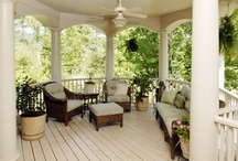 Porch Love / Come. . . let's sit a spell. / by Connie Mertens