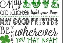 St. Patricks Day fun / by Moe Germain