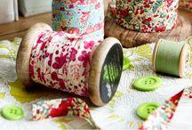 Fabrics / by White & Sull