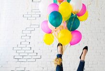 Baloons / by White & Sull