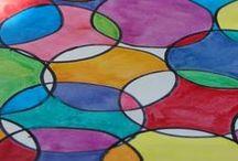 watercolors / by Julie Gabrielse