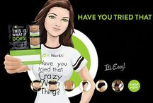 Black, Green & Bling / Live Healthy and Wealthy! Because It Works Boom!! http://diamondwrapgirl.myitworks.com / by Beauty of Bling by Angela